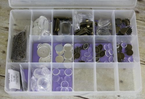 Organize your Jewelry Making Supplies | Organization | Storage | Beads | Beading | DIY