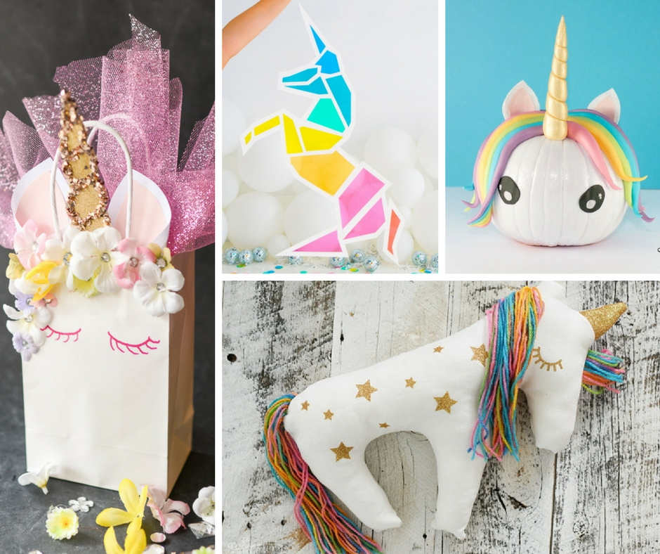 20 Easy Magical Unicorn Crafts