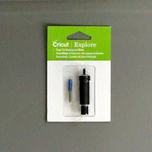 How to Install the Deep Cut Blade | Cricut Explore Products | Cricut Explore Air | Cricut Explore Air 2 | Craft Ideas | Electronic Cutter | DIY | Handmade | ad
