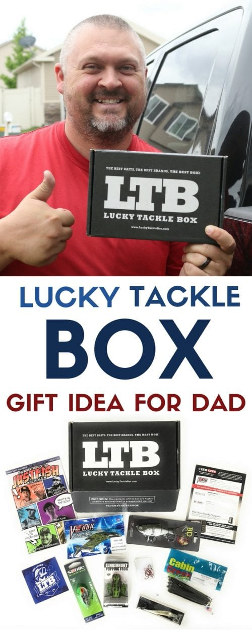 Lucky Tackle Box | LTB | Monthly Subscription Box | Largemouth Bass | Fishing | Gift Idea | #ad #luckytacklebox