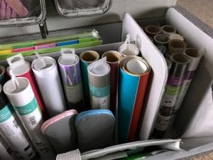 How to Organize with Cricut Bags and Totes