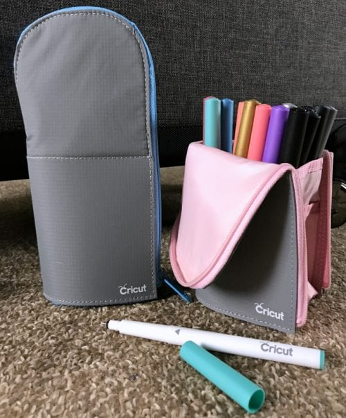 Cricut Explore   Cricut Bags and Totes   Organize Craft Supplies   Organizing   On the Go   #ad