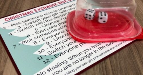 gift exchange dice game 8