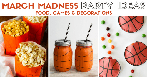 20 March Madness Party Ideas: Food, Games and Decorations