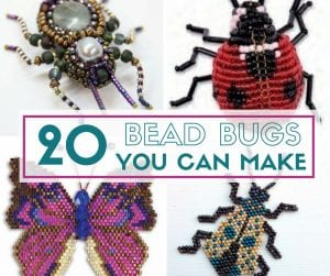20 Bead Bugs You Can Make