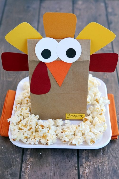 20 Fun Turkey Crafts | Easy DIY Craft Tutorial Idea | Craft Tutorials | Turkeys | Thanksgiving | Kids | Adults