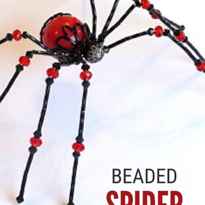beaded spider 24 1
