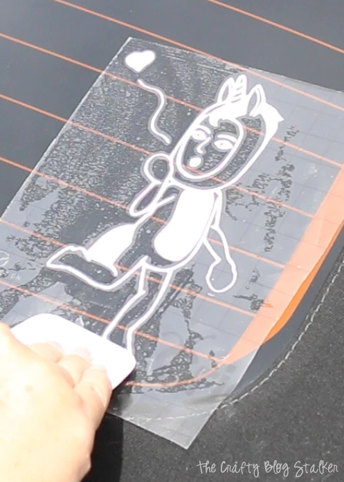 How to Make a Bitmoji Decal for your Car Window | Easy DIY Craft Tutorial Idea | Stickers | Avatar | Cricut | Cricut Maker | Cricut Explore Air 2 | Vinyl | transfer Tape |
