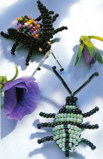 20 Bead Bugs You Can Make | Beaded Insects | Seed Beads | wire | how to make | Easy DIY Craft Tutorial Ideas
