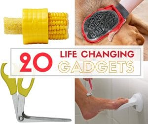 20 Life Changing Gadgets for less than $20