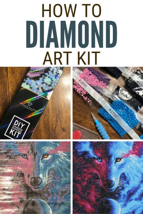Titelbild für How to Diamond Art mit Diamond Art Club
