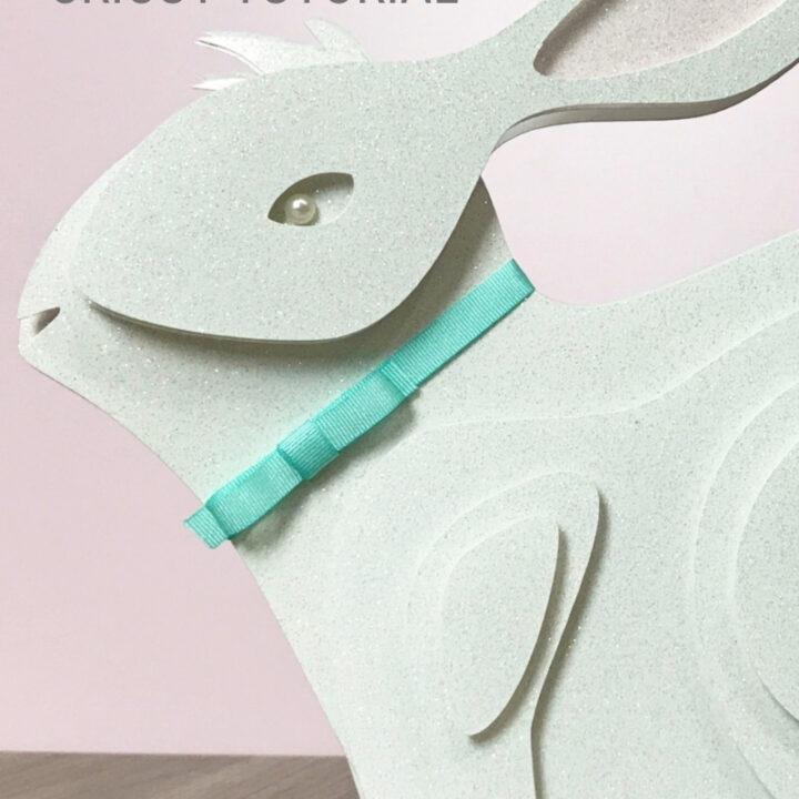 paper art bunny 19