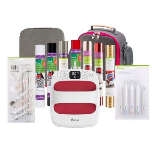 cricut easypress tote bag small bundle