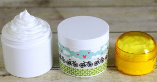 How to Make the Best Lotion Recipe, a tutorial featured by top US craft blog, The Crafty Blog Stalker.