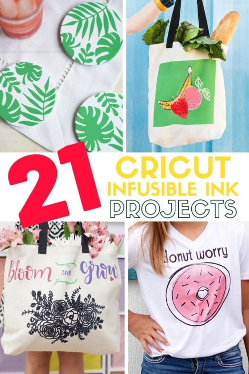 Infusible Ink Projects featured by top US craft blog, The Crafty Blog Stalker