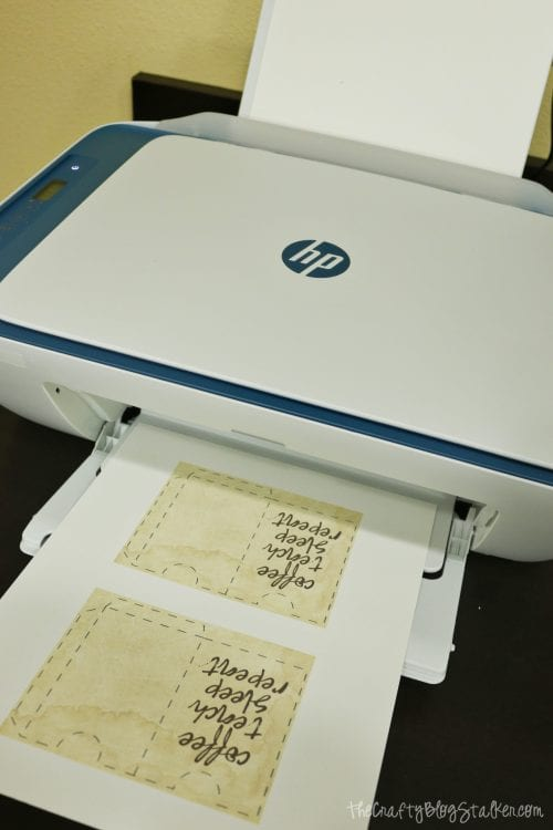 photograph about Hp Printable called Again toward College or university Crafts: Free of charge Trainer Reward Printable The