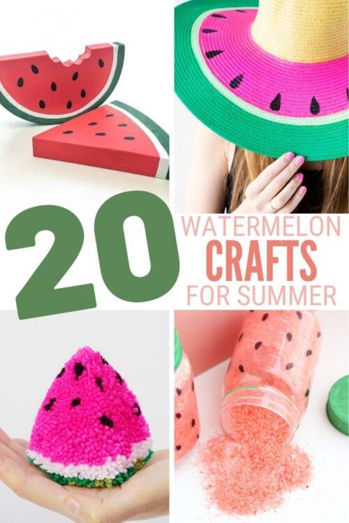 watermelon crafts 3