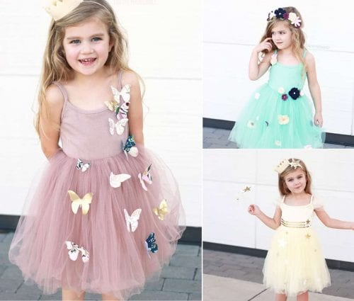 20 Amazing Cricut Halloween Costume Ideas featured by top US craft blog, The Crafty Blog Stalker: DIY princess costume