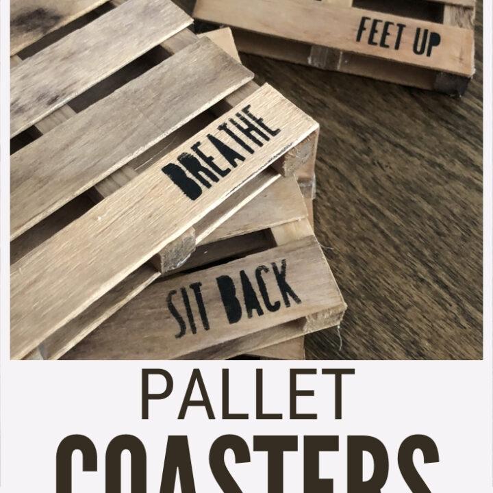 pallet coasters 25