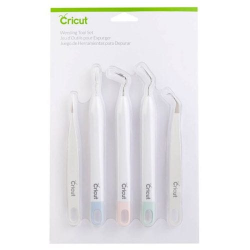 Cricut Gift Guide: Top 10 Cricut Gift Ideas featured by top US craft blog, The Crafty Blog Stalker: weeding tools