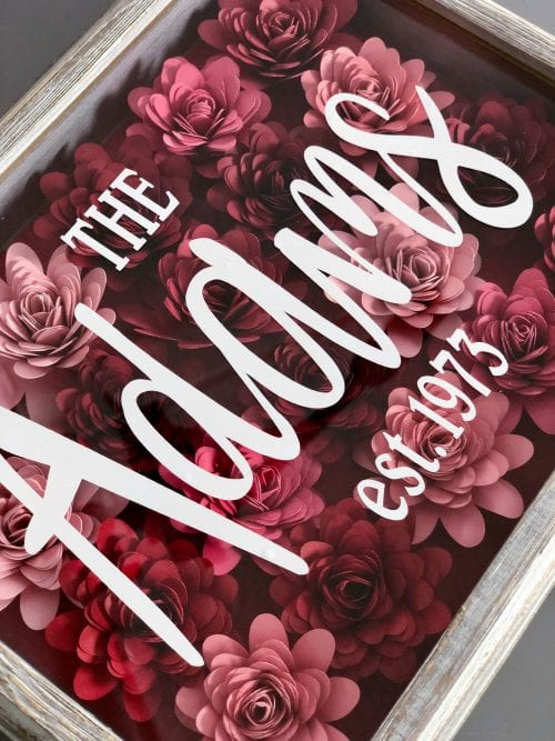 Holiday Crafts: DIY Personalized Gifts with the Cricut Explore Air 2, a tutorial featured by top US craft blog, The Crafty Blog Stalker.