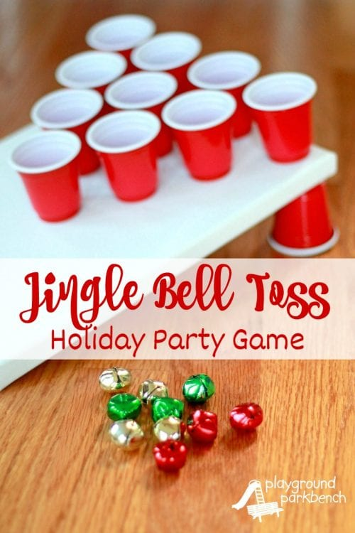 Jingle Bell Toss