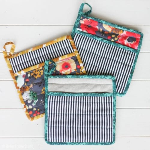 Sew a Simple Potholder