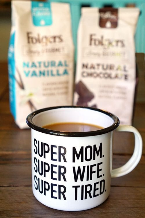 20 Fun DIY Coffee Mugs featured by top US craft blog, The Crafty Blog Stalker: Make Your Own Funny Coffee Mug