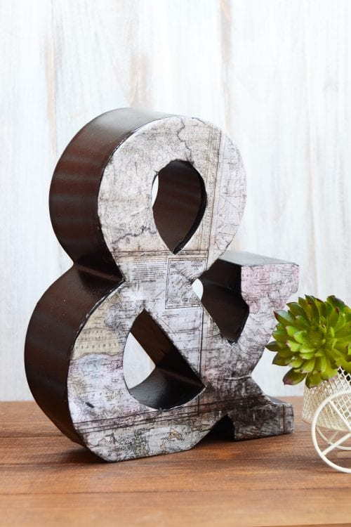 14 DIY Home Decor Project Ideas, featured by top US craft blog, The Crafty Blog Stalker.