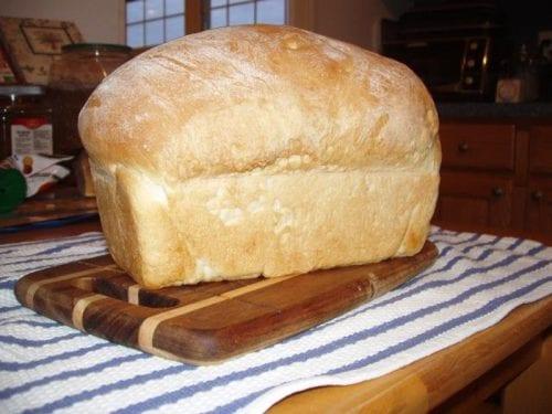 bread machine sour dough bread