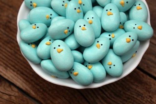 Easy Blue Birdies