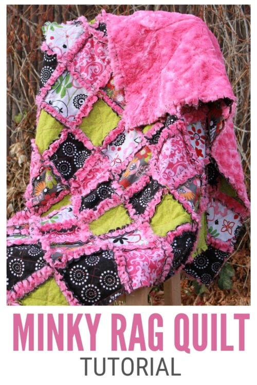 title image for How to Make a Minky Rag Quilt