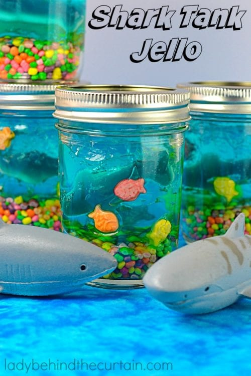 Shark Tank Jello
