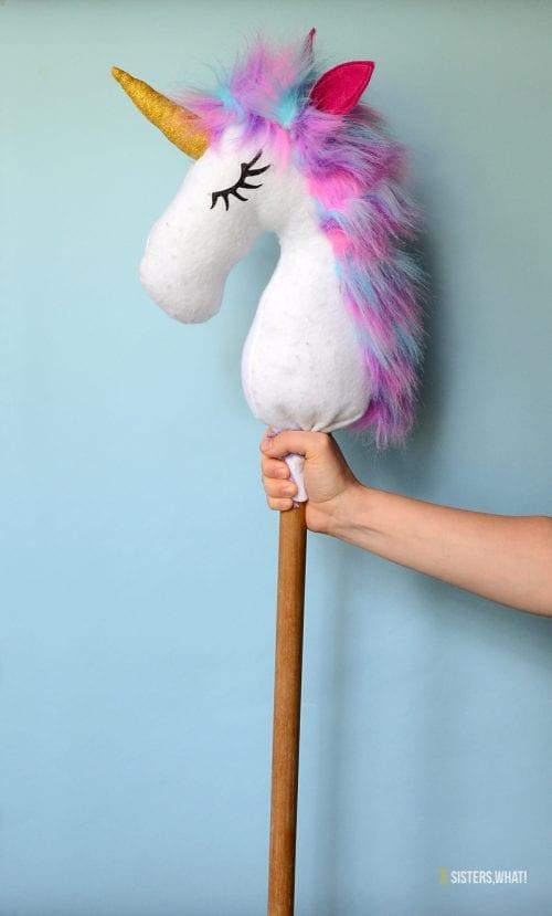 Unicorn Hobby Horse