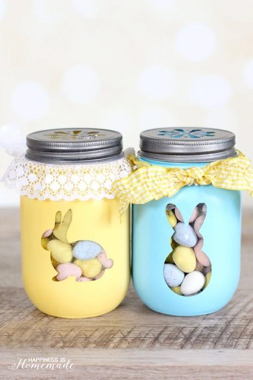 Bunny Treat Jars