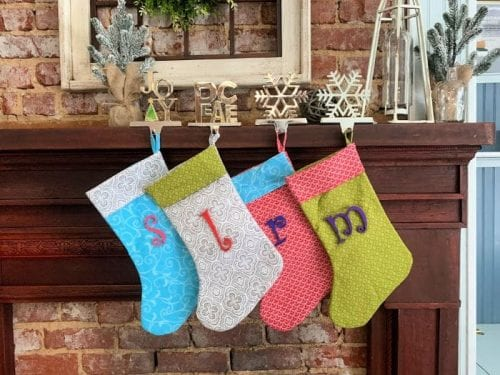 Christmas Stocking Tutorial for Beginners