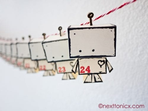 image of A Little Robot Advent