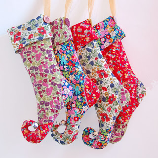 Elf Christmas Stocking Tutorial and Pattern