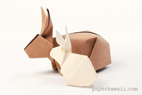 Origami Bunny Rabbit