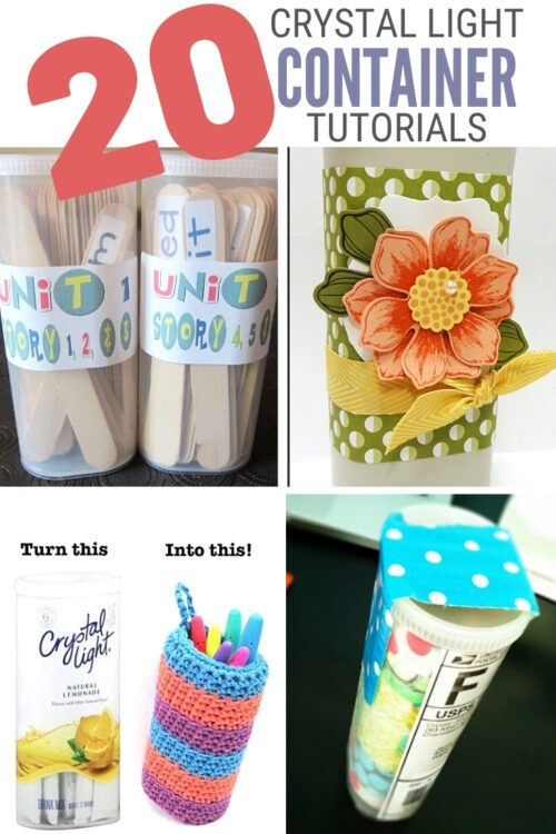crystal light containers 3