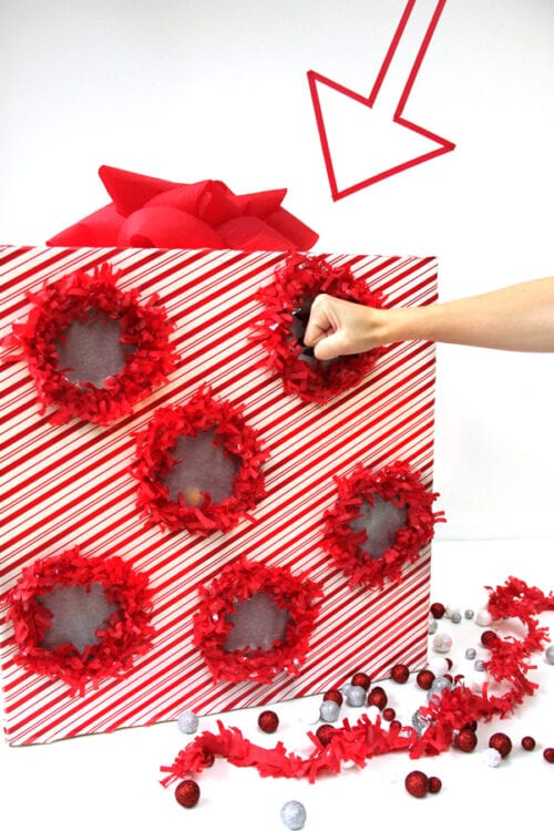 DIY Punch Box Adventskalender