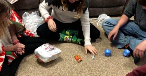 plastic wrap game 15