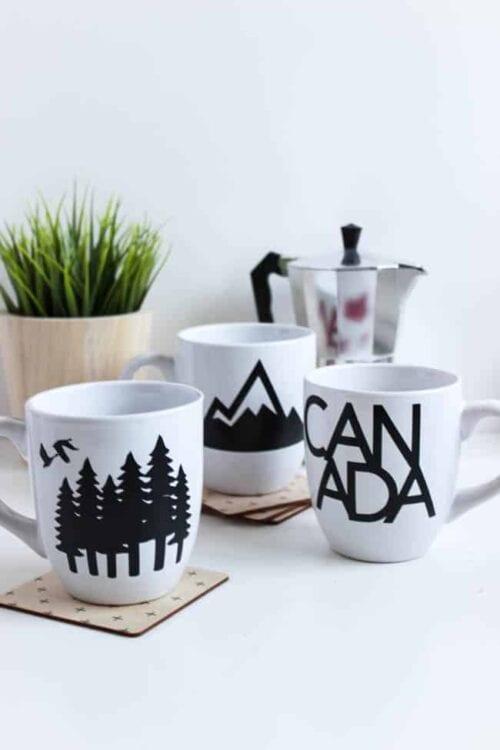 Canada Day Mugs