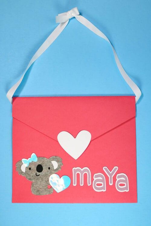 Koala Valentine Box idea