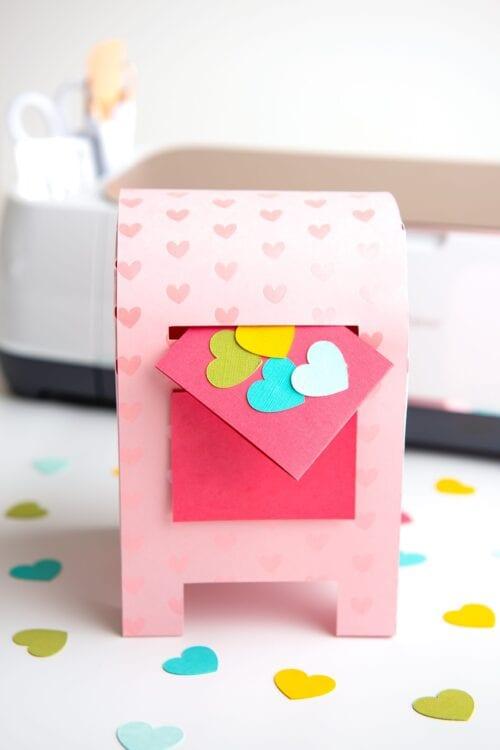Valentines Day Mailbox