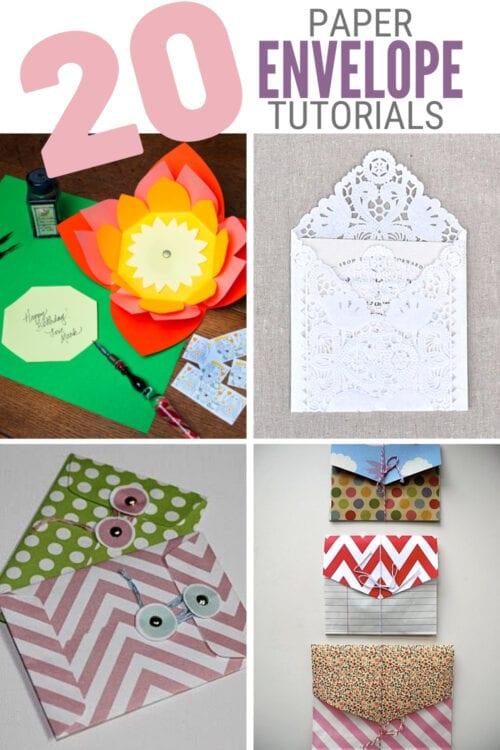 envelope tutorials 5