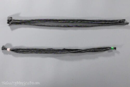 3 bundles of 3 strips each