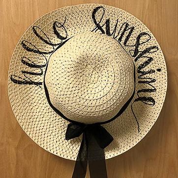 Personalized Sun Hats