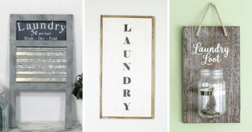 laundry room signs wall decor 2