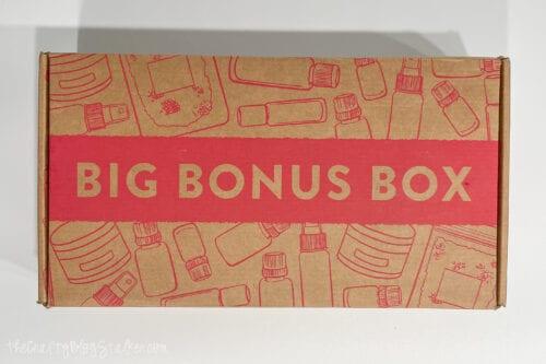 big bonus box